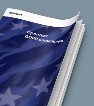 GDPR Commitment