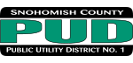 Snohomish County PUD logo